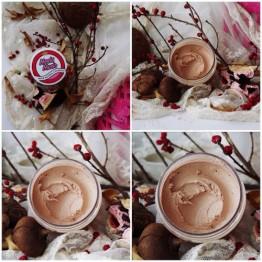 Маска-скраб для лица «Розовое дерево»