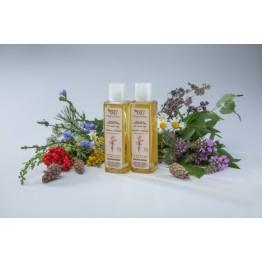 Органическое гидрофильное масло для жирной кожи «Эвкалипт и бергамот»
