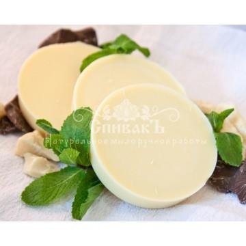 Массажная плитка Мятный Шоколад