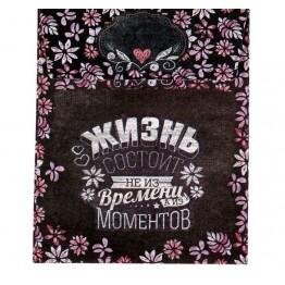 """Конверт декоративный """"Меловой"""", 13 х15,5 см"""