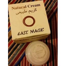 Натуральный эликсир-крем для лица Ночное Восстановление с шафраном, маслом ши, ладаном и гальбданумом GOLARA, 50 мл
