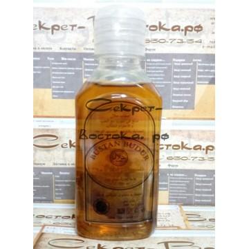 Шампунь-маска оливково-лавровый с акацией для волос, лица, тела и принятия очищающих ванн