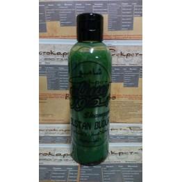Шампунь-крем зеленый для экстра-объема, отращивания и укрепления слабых волос у корней с глиной гассул, амлой и маслом семян гибискуса