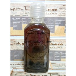 Укрепляющий луковицы молекулярный гель-шампунь лечебный на затаре, соке корня лопуха и вытяжке хмеля