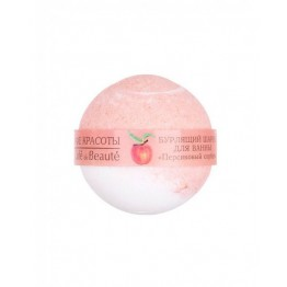 """Бурлящий шарик для ванны """"Персиковый сорбет"""""""