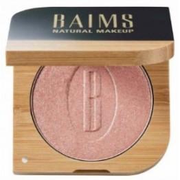 Пудра-хайлайтер компактная, тон 10 Warm & Glow, 9 г.| BAIMS