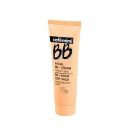 BB–крем для лица Совершенная кожа, 50 мл., Cafe mimi