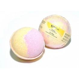 Гейзер (бурлящий шарик) для ванн О, Рио!, 120g., Шоколатте