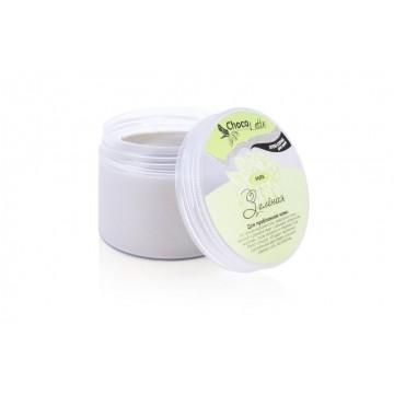 Крем-скраб для умывания ЗЕЛЕНАЯ НУГА очищение, для проблемной кожи, 140g