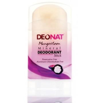 Минеральный дезодорант-кристалл Деонат с Мангостином, Twistup 100 г.