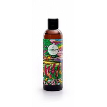 """Натуральный шампунь для ослабленных и секущихся волос """"Rain fragrance"""" 250 мл., """"EcoCraft"""""""