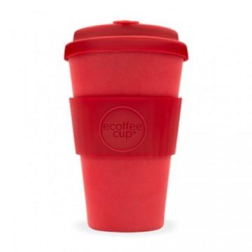 Эко-кружка Красный рассвет, 400 мл. Ecoffee Cup