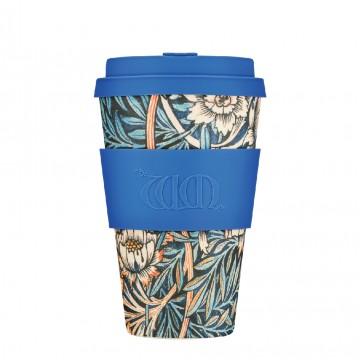 Эко-кружка Лилия, 400 мл. Ecoffee Cup
