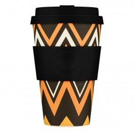Эко-кружка Зиг-Заг, 400 мл.|Ecoffee Cup