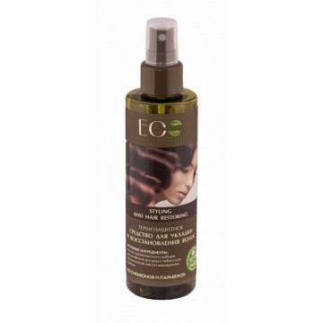 Термозащитное средство для укладки и восстановления волос