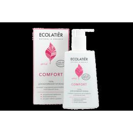 Гель для интимной гигиены Comfort с молочной кислотой и пробиотиком, 250 мл.