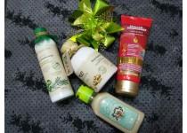Органические бальзамы для волос