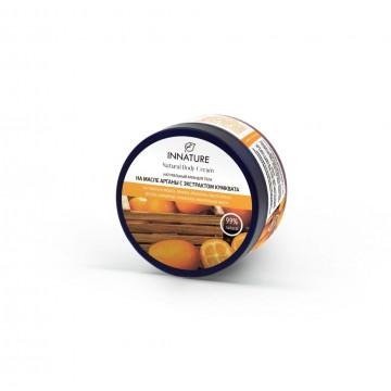 Крем с маслом арганы и экстрактом кумквата, 250 мл.|Innatur