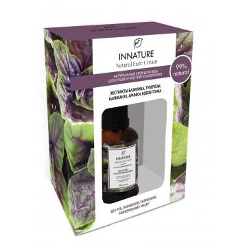 Крем для сухой и чувствительной кожи, 50 мл.|Innatur