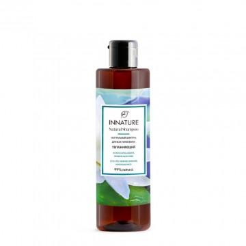 Увлажняющий шампунь для всех типов волос, 250 мл.|Innatur