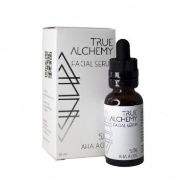 Сыворотка AHA Acids 5,1%, levrana|True Alchemy