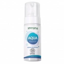 Очищающая пенка для умывания «AQUA», levrana