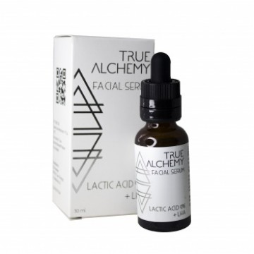 Сыворотка Lactic Acid 9% + LHA|True Alchemy