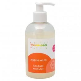 Жидкое мыло «Сладкий апельсин», 300 мл.