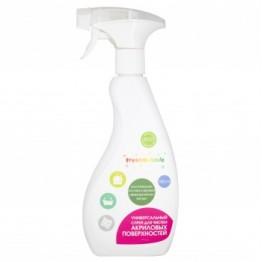 Универсальный спрей для чистки акриловых поверхностей 500 мл., Freshbubble