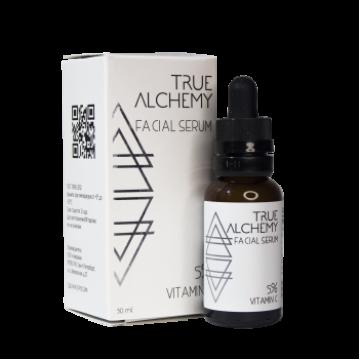 Сыворотка Vitamin C 5%|True Alchemy