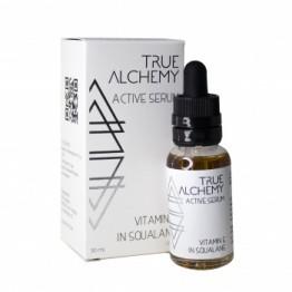 Сыворотка Vitamin E in Squalane (Витамин Е в Сквалане)|True Alchemy