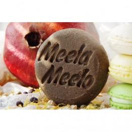 "Твердый шампунь для объема и блеска ""Алмахан"", 85 гр., Meela Meelo"