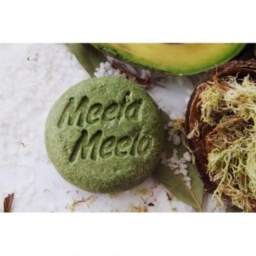 """Твердый шампунь для упругости и пышности волос """"Зеленое море"""", Meela Meelo"""