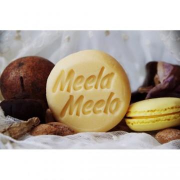 """Твердый шампунь для деликатного очищения """"Золото марокко"""", Meela Meelo"""