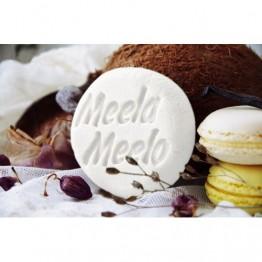"""Твердый шампунь для мягкости и блеска """"Кокос для волос"""" 85 гр., Meela Meelo"""