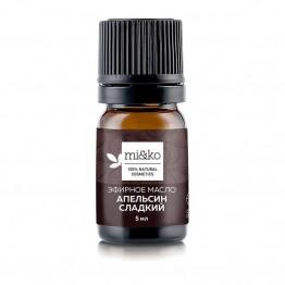 Эфирное масло Апельсина сладкого COSMOS ORGANIC, 5 мл.| МиКо