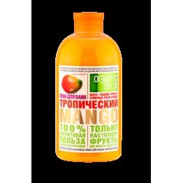 "Пена для ванн ""Тропический манго"", 500 мл., Органик шоп"