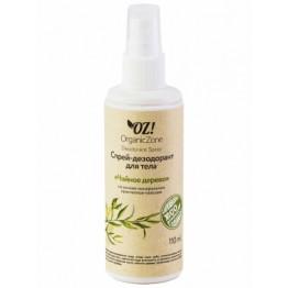 """Дезодорант для тела """"Чайное дерево"""" 110 мл., Organic Zone"""