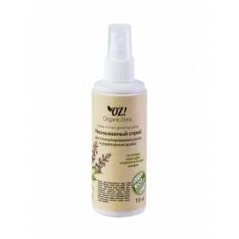 Несмываемый спрей-кондиционер для стимулирования роста и укрепления волос 110 мл., Organic Zone