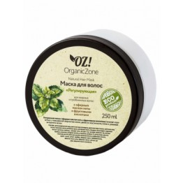 """Маска для жирных волос """"Регулирующая"""" 250 мл., Organic Zone"""