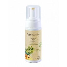 Органическая пенка для умывания для сухой и чувствительной кожи 150 мл., Organic Zone