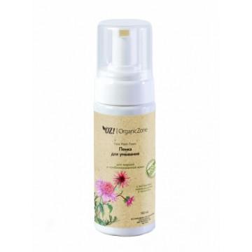 Органическое пенка для умывания для жирной кожи 150 мл., Organic Zone