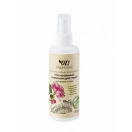 Несмываемый увлажняющий спрей для волос и тела 110 мл., Organic Zone