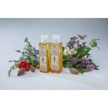 Органическое гидрофильное масло для сухой и чувствительной кожи «Сандал и лаванда»