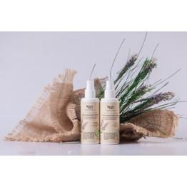 Несмываемый спрей-кондиционер для стимулирования роста и укрепления волос