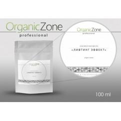 """Альгинатная маска """"Лифтинг эффект"""", Organic Zone"""