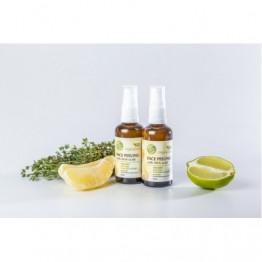 Пилинг для лица с АНА-кислотами для сухой и чувствительной кожи, 50мл