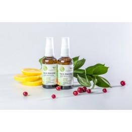 Пилинг для лица с АНА-кислотами для жирной и проблемной кожи