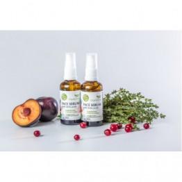 Сыворотка для лица с АНА-кислотами для нормальной и смешанной кожи, 50мл