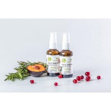 Сыворотка для лица с АНА-кислотами для жирной и проблемной кожи